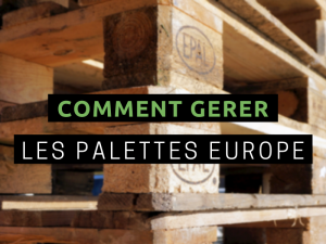 Gestion palettes europe